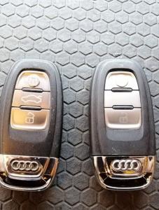 audi a4 anahtar kopyalama yedek anahtar