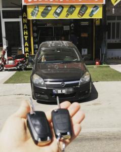 Opel Astra Anahtar Kopyalama Yedek Anahtar