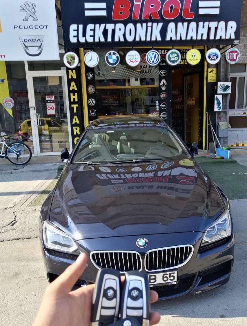 Bursa BMW Anahtar Kopyalama
