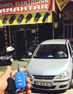 Opel Anahtar Kopyalama Yedek Anahtar