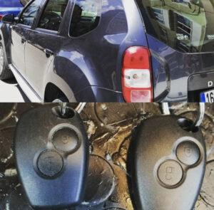 Dacia Duster Anahtar Kopyalama Yedek Anahtar