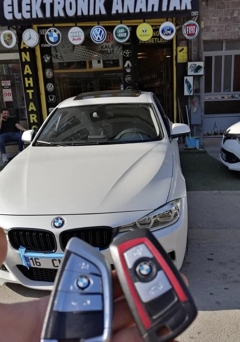 BMW Yeni Nesil Anahtar